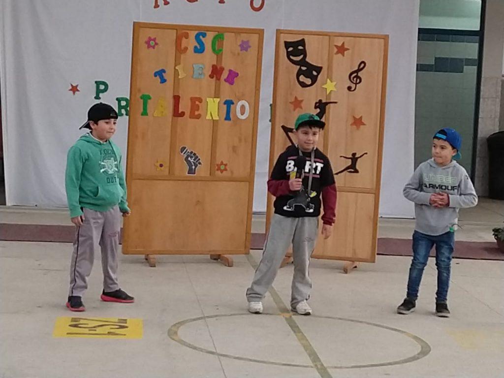"""Festival """"Tiene Talento"""" Educación Básica"""