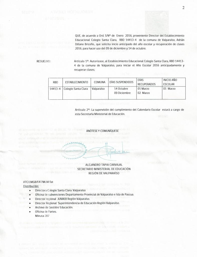 Autorización Ingreso 1 de marzo
