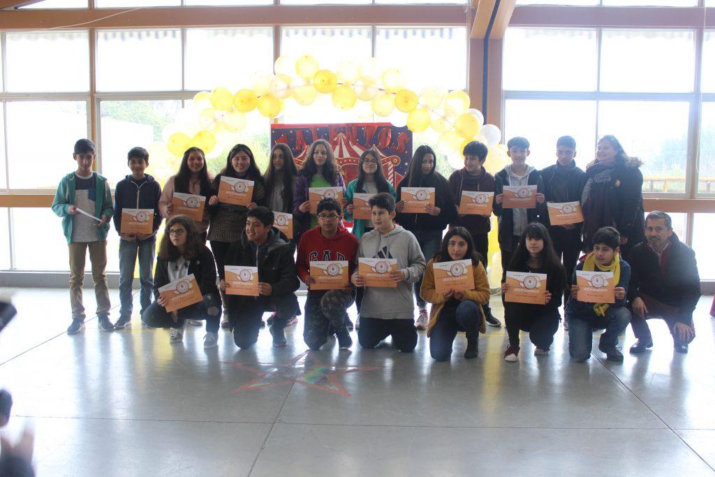 Ceremonia de Premiación
